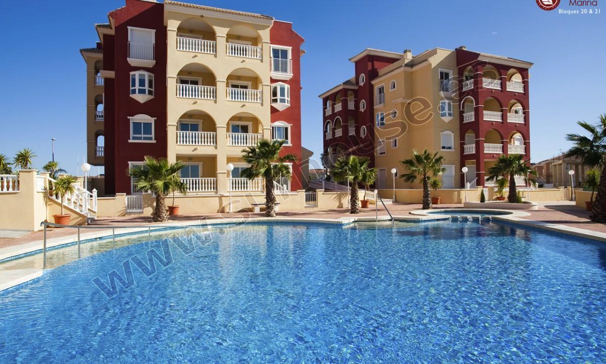 Apartamentos – Model I/ Costa Cálida