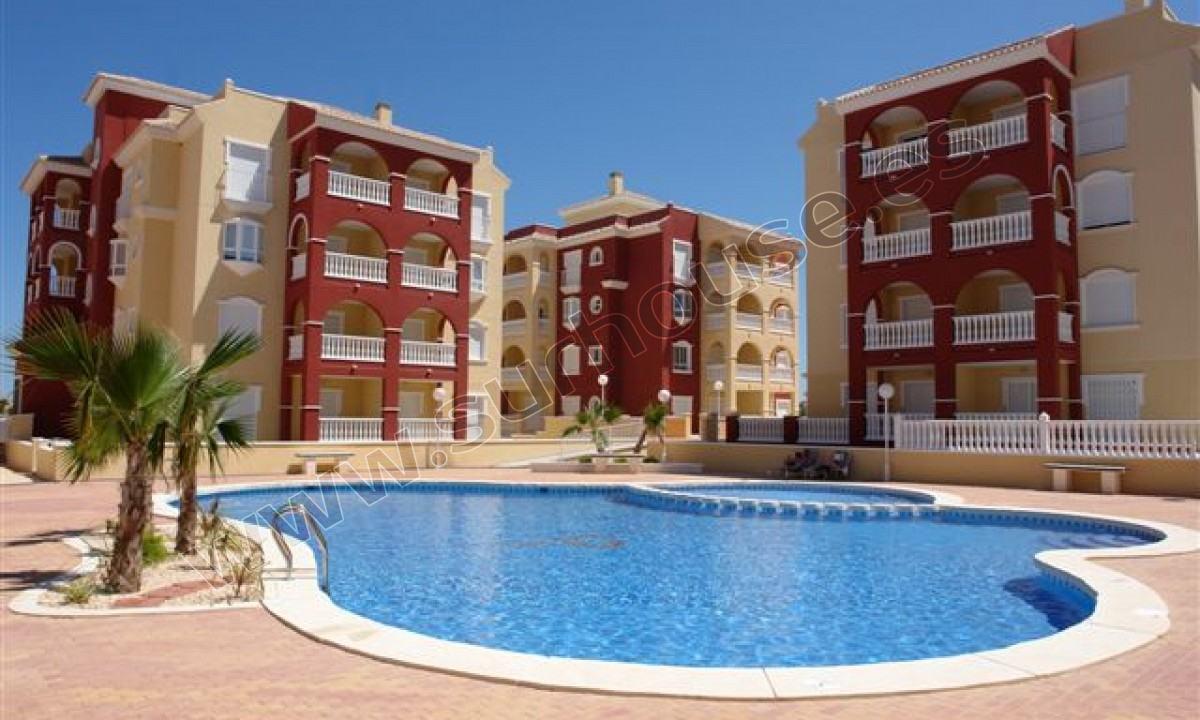 Apartamentos – Model A/ Costa Cálida