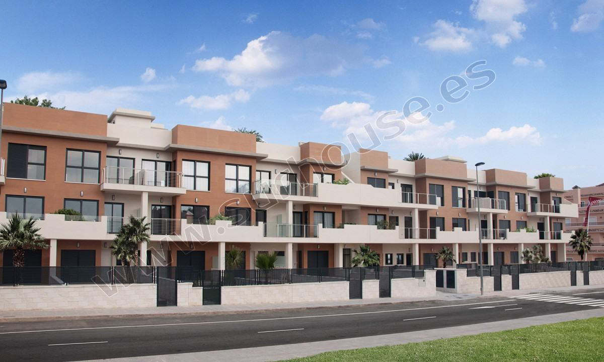 Apartamento La Zenia II Beach Primera Planta 102,58 m2
