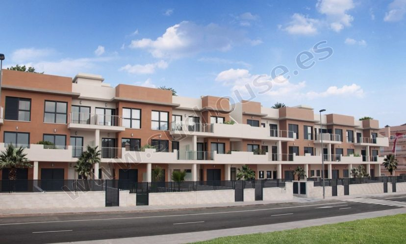 Apartamento Jardin La Zenia Beach II   82,21-82,98 m2