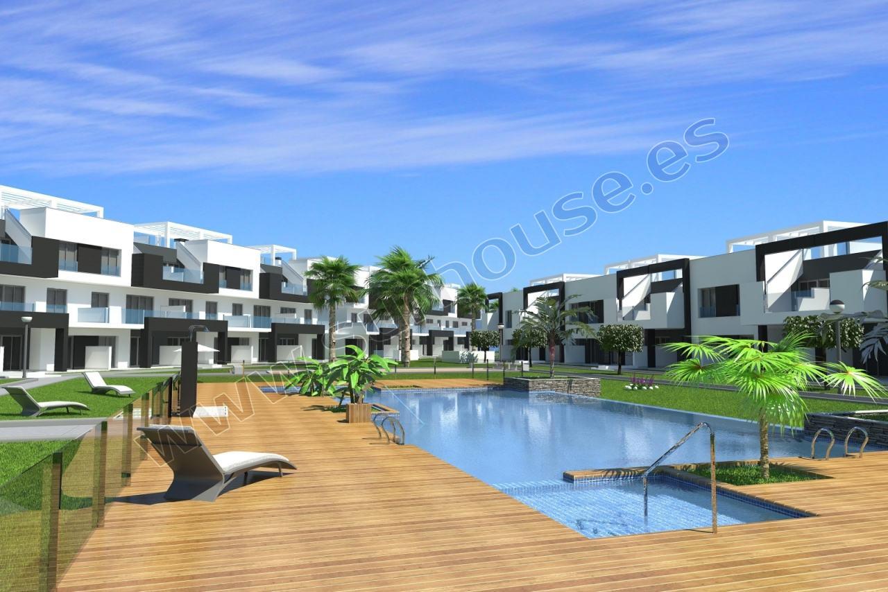 Apartamento OBXI El Raso 3 Alturas PB