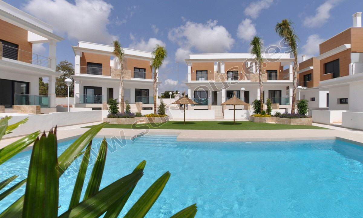 Semi-Detached Villa – Samara / Costa Blanca