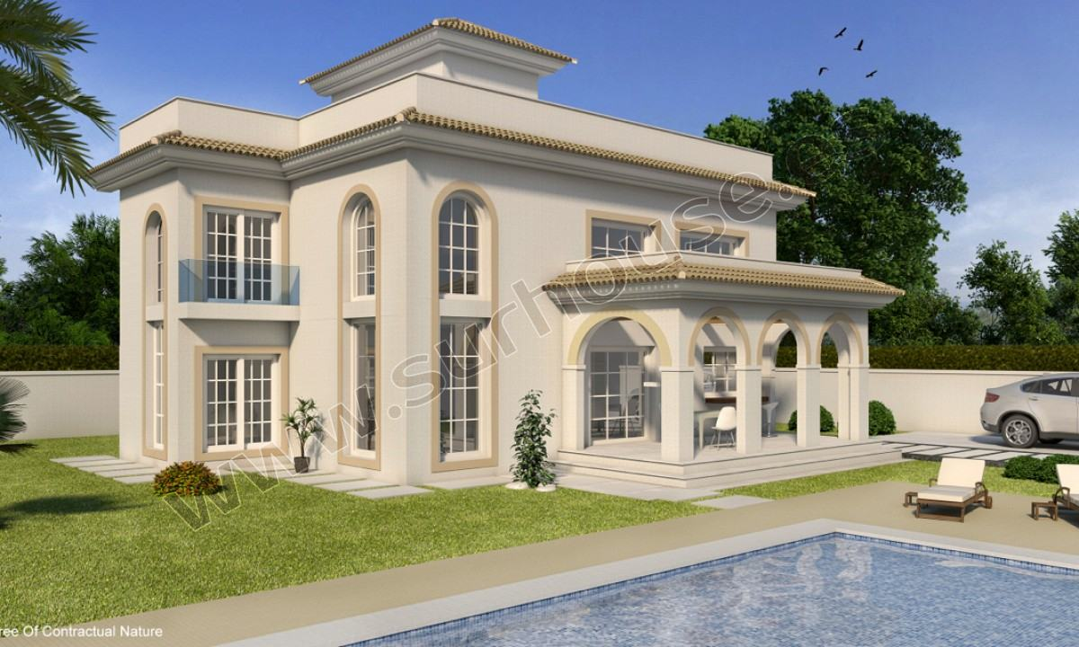 Villa Ivory Mediterráneo – El Parque